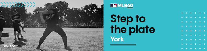 MLB60 Step to the Plate York